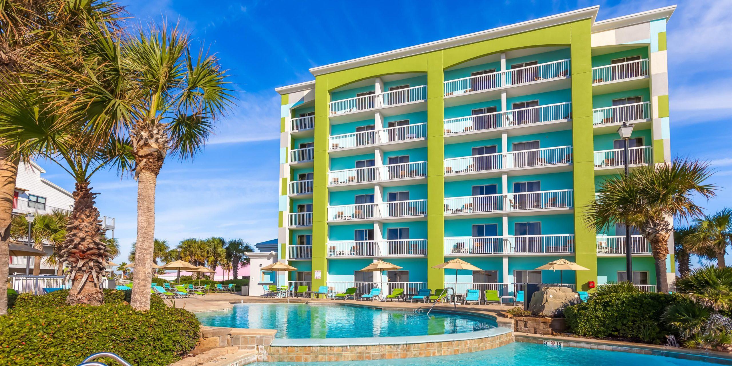 Luxurious Beach hotel